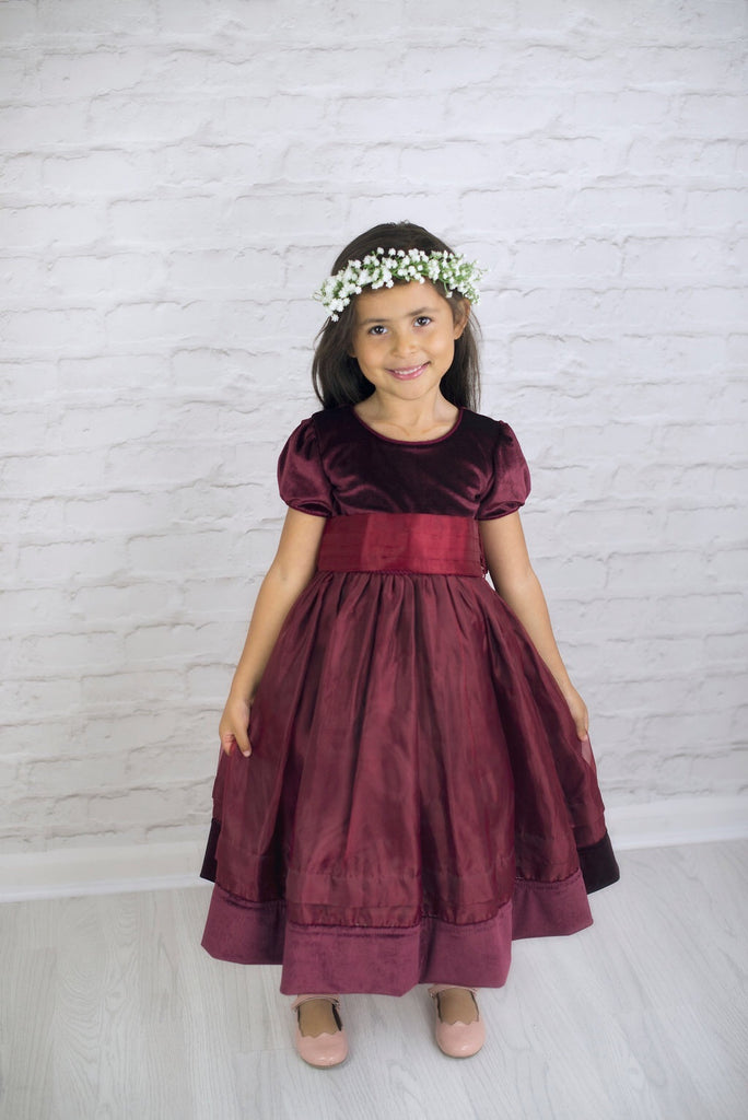 Donatella Flower Girl Dress, Flower Girls Dresses, Bianca Miele London