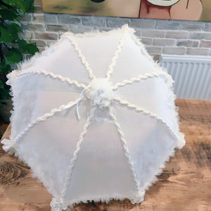 Matching Communion Parasol, Accessories, Bianca Miele London