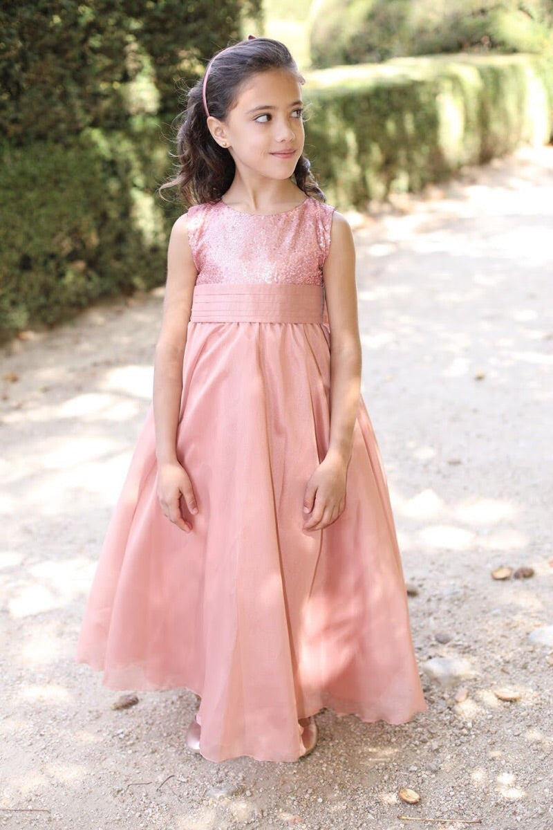 Silvie Flower Girl Dress, Flower Girls Dresses, Bianca Miele London