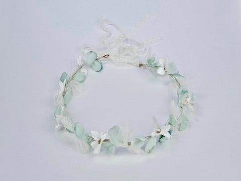 First Communion/Flower Girl Floral Crown