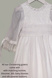Agatha Christening Gown/Dress