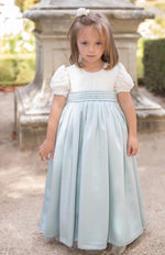 Load image into Gallery viewer, Sabrina Flower Girl Dress, Flower Girls Dresses, Bianca Miele London