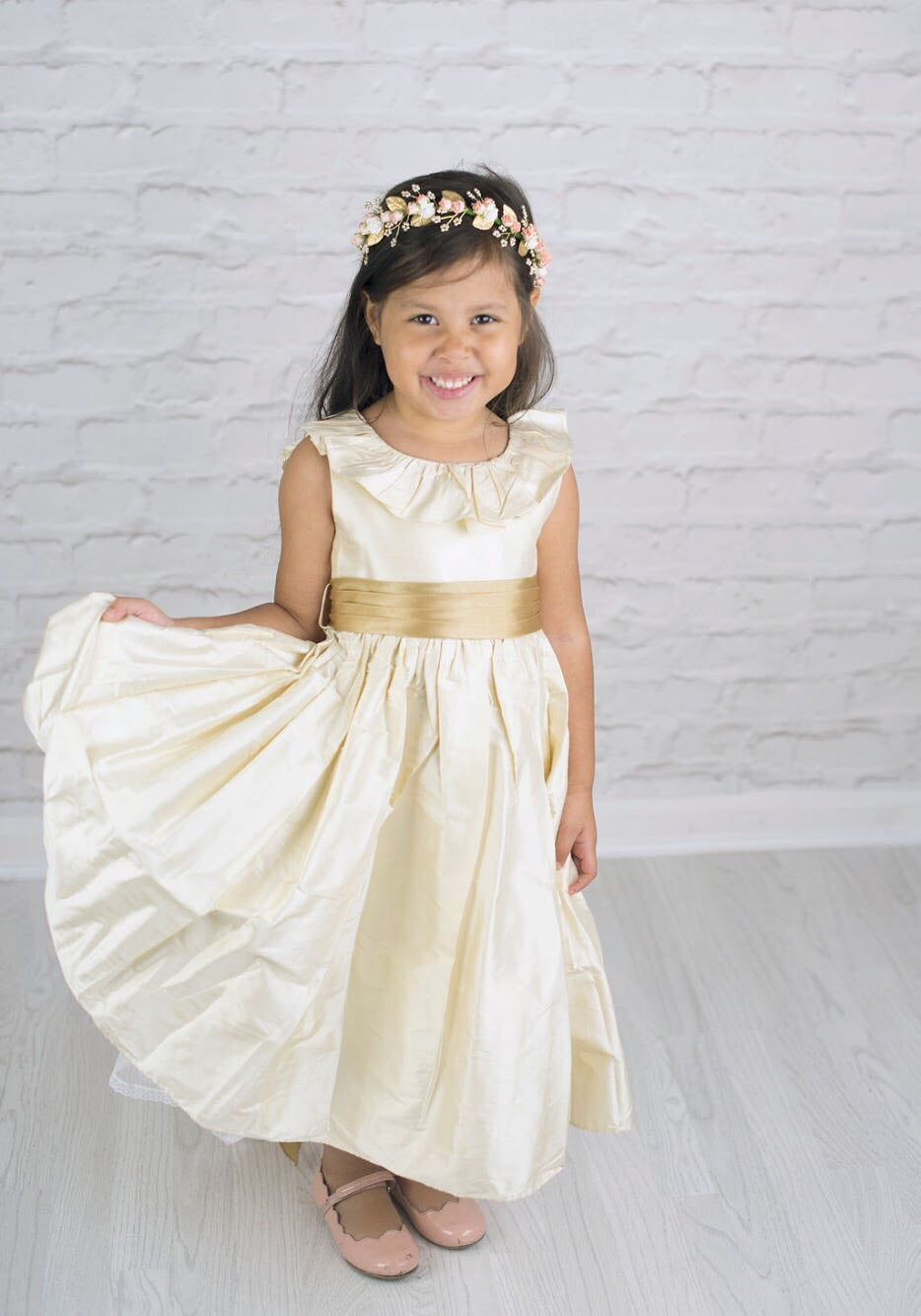 Nicola Flower Girl Dress, Flower Girls Dresses, Bianca Miele London