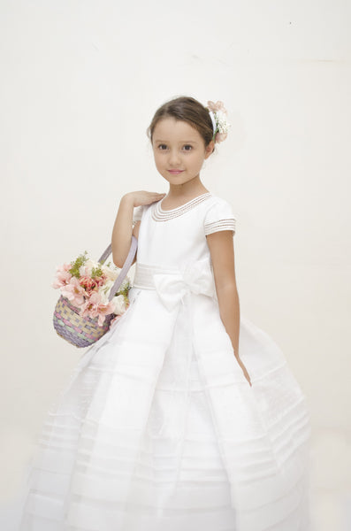Jade Holy Communion Dress