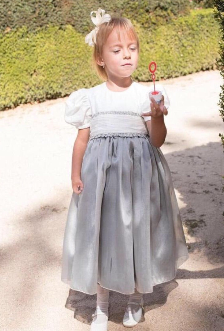 Rocio Flower Girl Dress, Flower Girls Dresses, Bianca Miele London