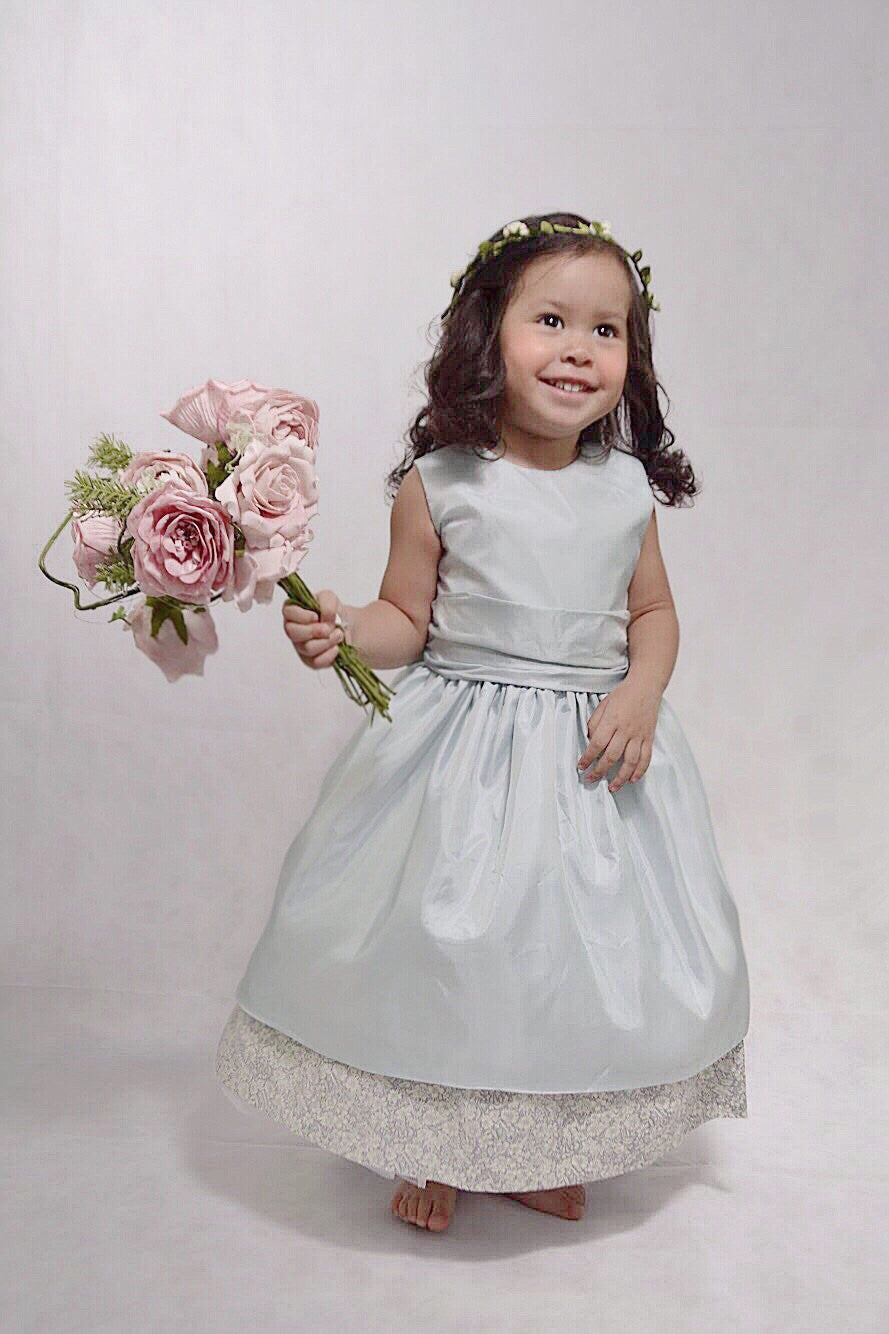 Ivonne Flower Girl Dress Flower Girls Dresses - Bianca Miele London