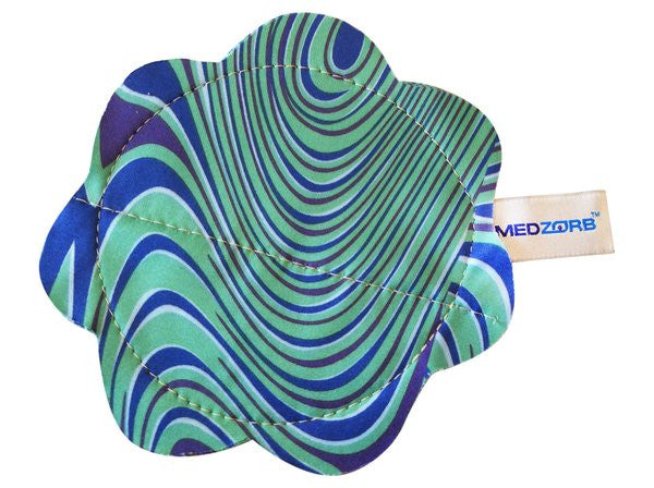 PetalPatt® Sweat Absorbing Facial Wipe in Celestial Blue