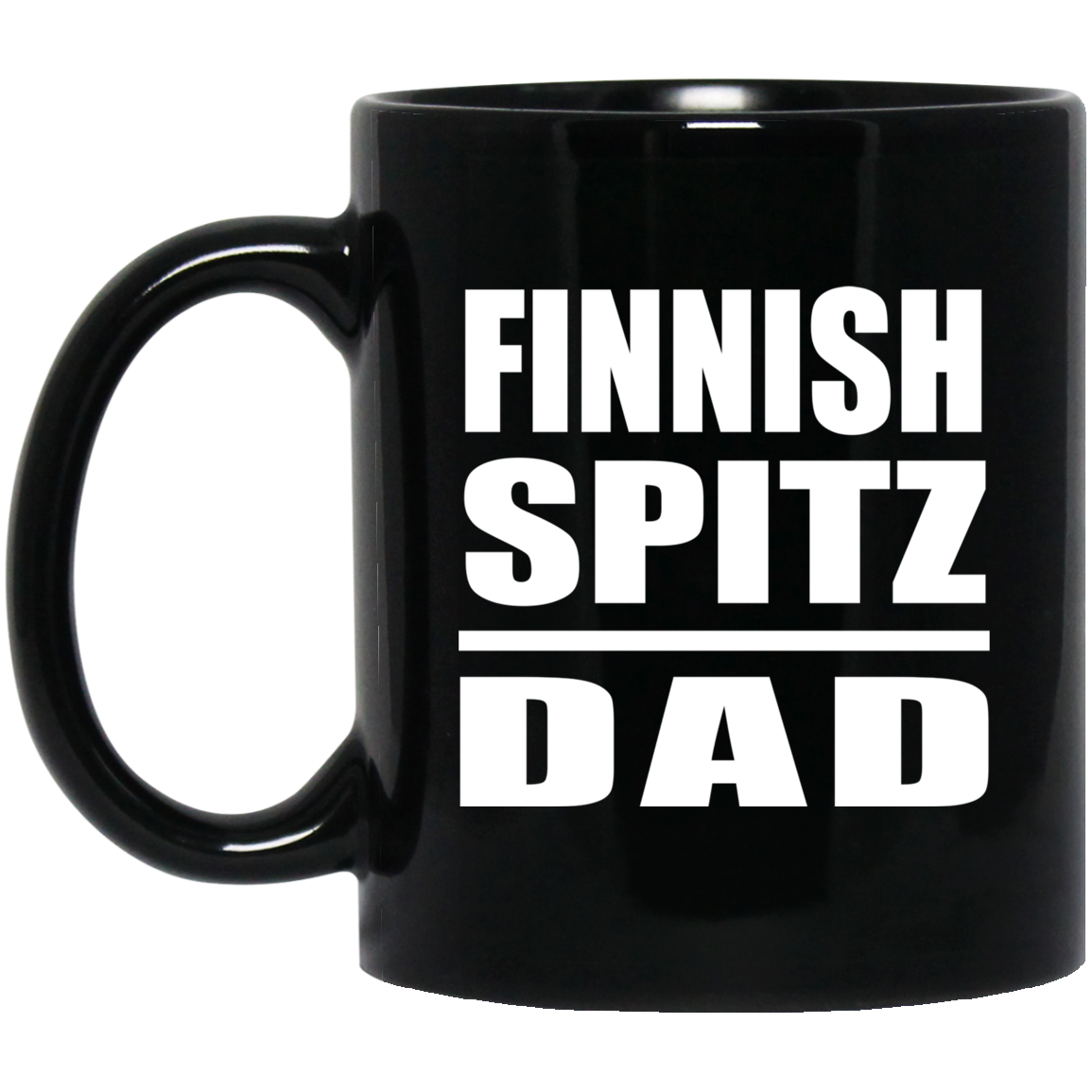 Finnish Spitz Dad - 11oz Coffee Mug