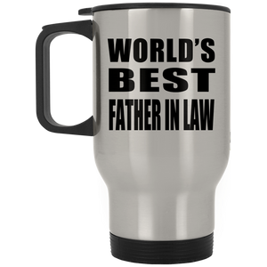 World's Best Father In Law - Travel Mug