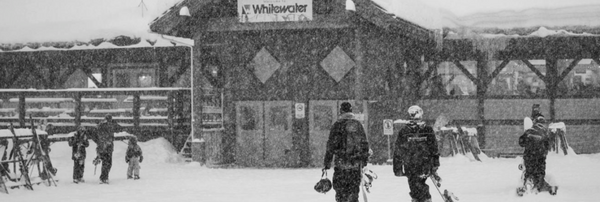 whitewater ski resort lodge