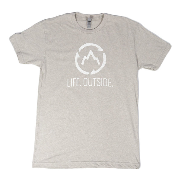 GetLostLife Hand Drawn Tee Shirt - Front