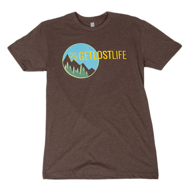 Kaniksu Mountain t-shirt - Front