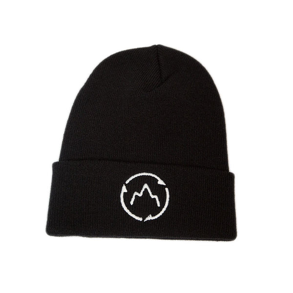 GetLostLife Black Mountain Beanie