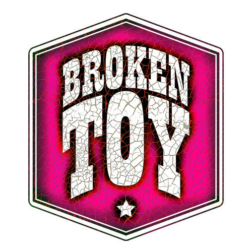 Broken Toy Artwork JOAN SEED My Wearable Attitude