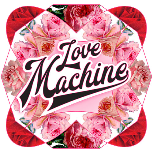 Love Machine Artwork JOAN SEED My Wearable Attitude