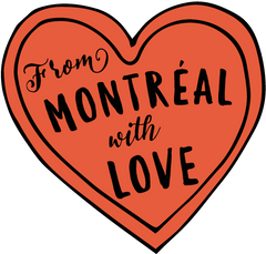 JOAN SEED is from Montreal with love