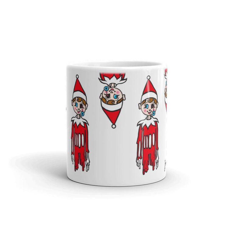 JOAN SEED ELF MELTDOWN Mug 360