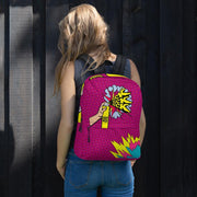 JOAN SEED FUCK SPRAY Nomad Backpack