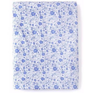 Dancing Floral Toddler Bed Sheet, Sleepy Doe - BubbleChops LLC