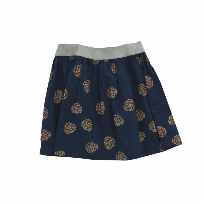 Pine Cone Skirt, Tinycottons - BubbleChops LLC