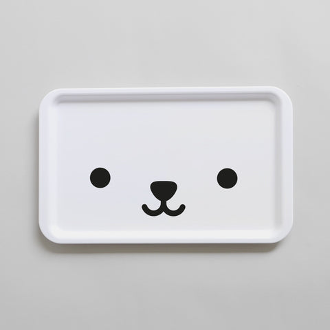 PRE-ORDER: Buddy and Bear - Bear Tray - BubbleChops - 1