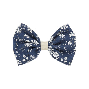 Pepper Printed Bow, Mimi and Lula - BubbleChops LLC