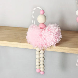 Ballerina Ornament, Friend of BubbleChops - BubbleChops LLC