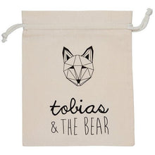 Super Batty Cotbed Sheet, Tobias & the Bear - BubbleChops LLC