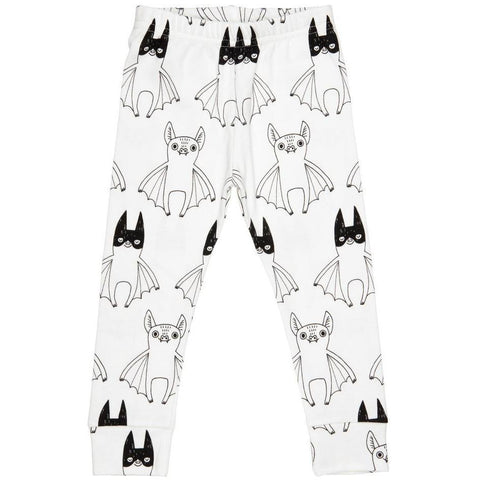Tobias & the Bear - Super Batty Leggings - BubbleChops - 1