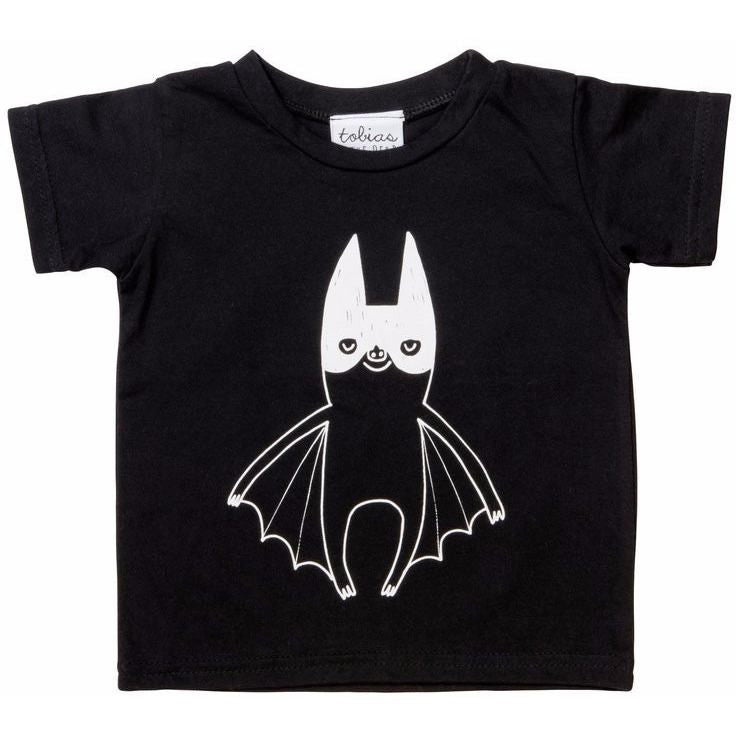 Super Batty Tee, Tobias & the Bear - BubbleChops LLC