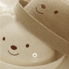 Arim Closet - Little Bear Fedora Hat (White), Arim Closet - BubbleChops LLC