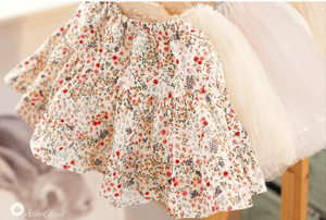 Floral Cancan Bloomer Skirt, Arim Closet - BubbleChops LLC