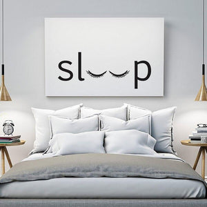 Sleep Wall Print