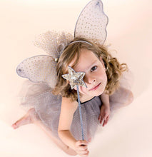 Sparkle Sequin Star Wand - Gold, Mimi and Lula - BubbleChops LLC