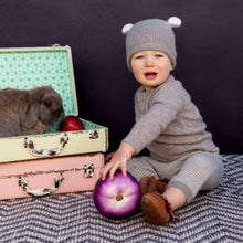 Cashmere Bear Hat, Olivier Baby & Kids - BubbleChops LLC