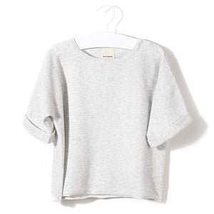 Organic Cotton Chubby T-Shirt, Knit Planet - BubbleChops LLC