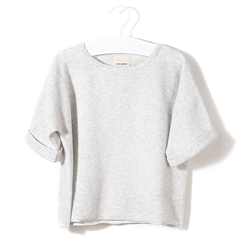 Knit Planet - Organic Cotton Summer Chubby T-Shirt