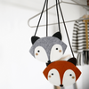 Mini Dressing - Raccoon Toddler Bag (Two colours)