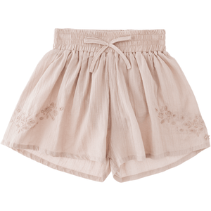Embroidered Shorts, Tocoto Vintage - BubbleChops LLC