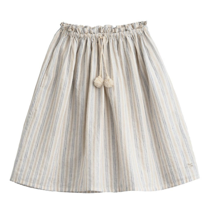 Striped Skirt, Tocoto Vintage - BubbleChops LLC