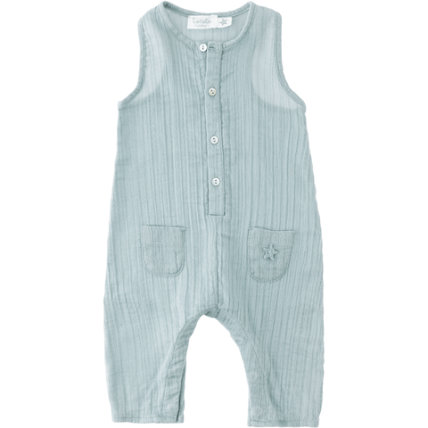 Tocoto Vintage - Unisex Baby Cotton Playsuit