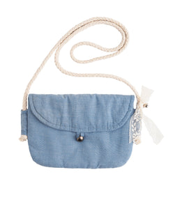 Blue Bag, Tocoto Vintage - BubbleChops LLC