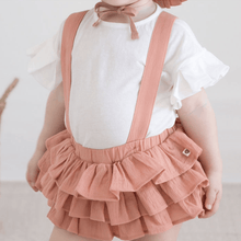 Jojo Bloomer Overalls and Top (2 Piece Set), Happy Prince - BubbleChops LLC