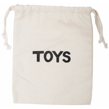 Reusable Toys Fabric Storage Bag (Small), Tellkiddo - BubbleChops LLC