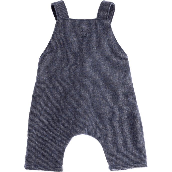 Baby Wool Overalls, Tocoto Vintage - BubbleChops LLC