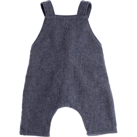 Tocoto Vintage - Baby Wool Overalls, Tocoto Vintage - BubbleChops LLC