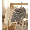 Arim Closet - Grey Daisy Skirt with Bloomers