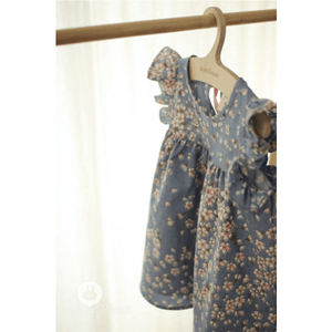 Cherry Blossom Floral Dress, Arim Closet - BubbleChops LLC