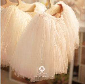 Lovely Tutu Skirt, Arim Closet - BubbleChops LLC