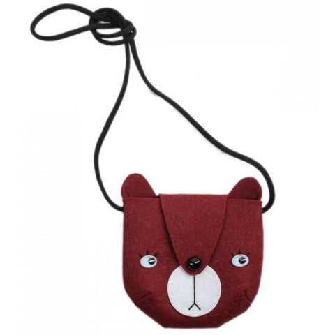 Mini Dressing - Bear Toddler Bag, Mini Dressing - BubbleChops LLC